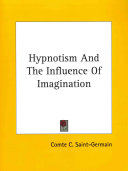 Hypnotism and the Influence of Imagination PDF