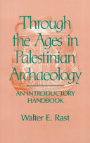 Through the Ages in Palestinian Archaeology