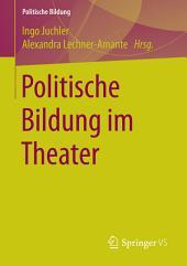 Politische Bildung im Theater