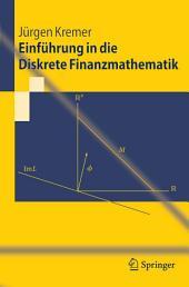 Einführung in die Diskrete Finanzmathematik