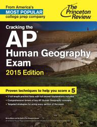 Cracking The Ap Human Geography Exam 2015 Edition Book PDF