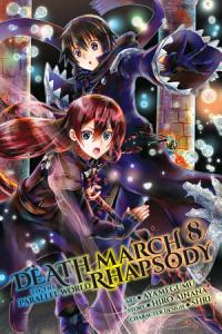 Death March to the Parallel World Rhapsody  Vol  8  manga  Book