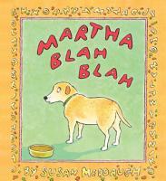 Martha Blah Blah PDF