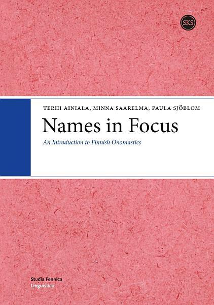 Download Names in Focus Book