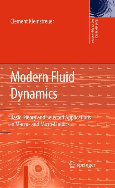 Modern Fluid Dynamics PDF