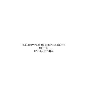 Public Papers of the Presidents of the United States  Lyndon B  Johnson  1966