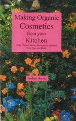 Making Organic Cosmetics from your Kitchen PDF