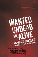 Wanted Undead or Alive  PDF