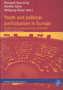 Youth and Political Participation in Europe