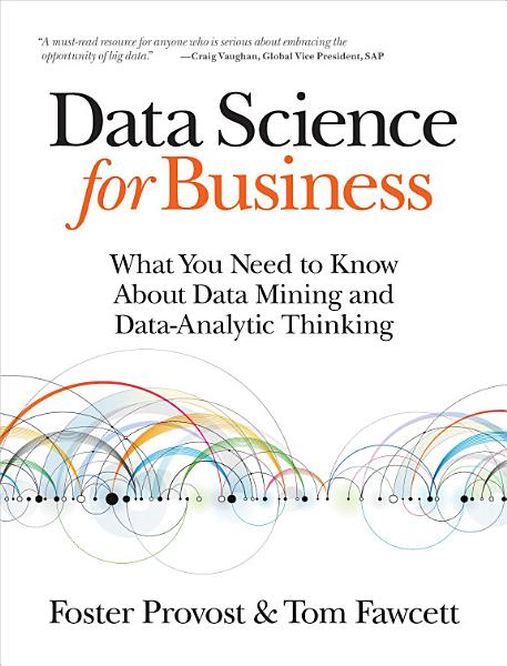 Data Science for Business Pdf Book