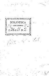 Obras q[ue] Francisco Ceruantes de Salazar ha hecho, glosado y traduzido ...