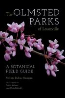 The Olmsted Parks of Louisville PDF