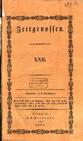 Zeitgenossen: Biographieen und Charakteristiken, Band 22