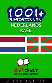 1001+ Basiszinnen Nederlands - Bask