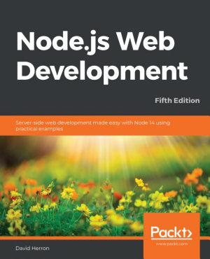 Node js Web Development PDF