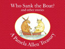 Who Sank the Boat  and Other Stories Book