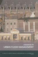 Advances in Urban Flood Management PDF