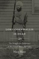 Lord Cornwallis Is Dead PDF