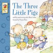 The Three Little Pigs, Grades PK - 3