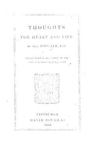 Thoughts for Heart and Life PDF