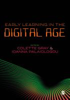 Early Learning in the Digital Age PDF