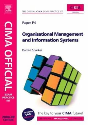 Organisational Management and Information Systems 2008 PDF