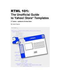 Rtml 101 Book PDF