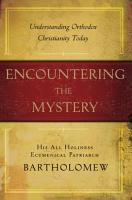 Encountering the Mystery PDF