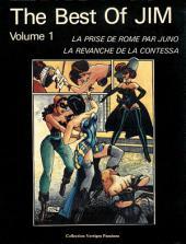 THE BEST OF JIM Volume 1: La Prise de Rome par Juno et ses Guerrières suivi de La Revanche de la Contessa, Édition 2