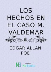 Los hechos en el caso de M Valdemar