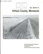 Soil survey of Kittson County, Minnesota