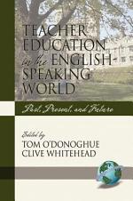 Teacher Education in the EnglishSpeaking World