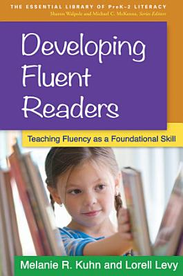 Developing Fluent Readers PDF