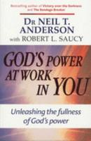God s Power at Work in You PDF