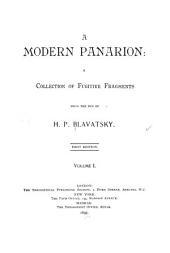 A Modern Panarion: A Collection of Fugitive Fragments
