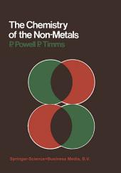 The Chemistry of the Non-Metals