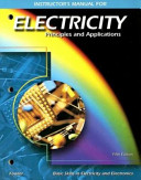 Instructor s Manual for Electricity PDF