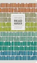 Read Harder  A Reading Log