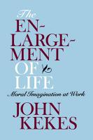 The Enlargement of Life PDF