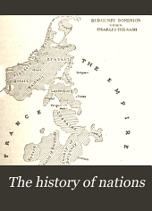 The History of Nations: Volume 13