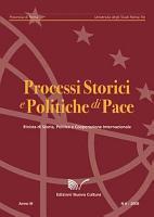 Rivista Processi storici e politiche di pace n  6 2008 PDF