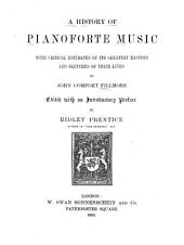 A History of Pianoforte Music ...