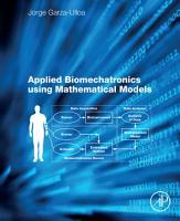 Applied Biomechatronics Using Mathematical Models PDF