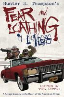 Hunter S  Thompson s Fear   Loathing in Las Vegas PDF
