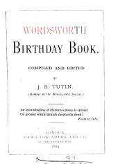 Wordsworth Birthday Book