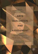Arts Evaluation and Assessment PDF