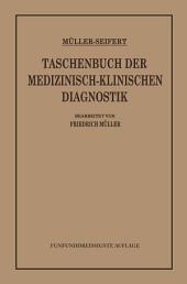 Taschenbuch der Medizinisch-Klinischen Diagnostik: Ausgabe 35