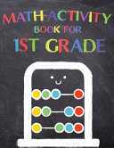 Math Activity Book for 1st Grade PDF