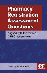 Pharmacy Registration Assessment Questions