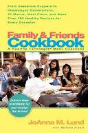 Family & Friends Cookbook